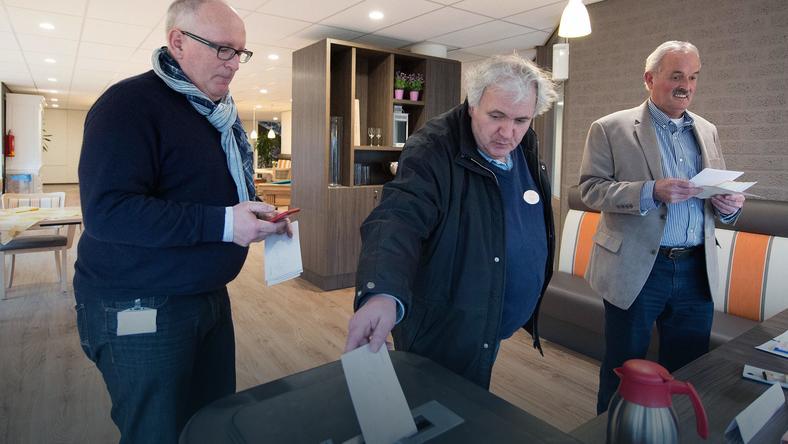 Wręcz niewiarygodne i zaskakujące wyniki wyborów w Holandii.
