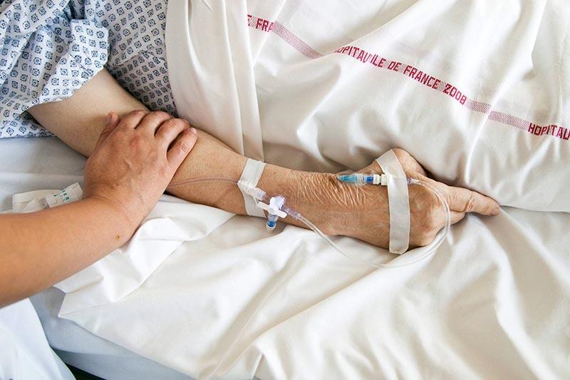 Dokonali eutanazji chorej na Alzheimera, bez jej zgody.