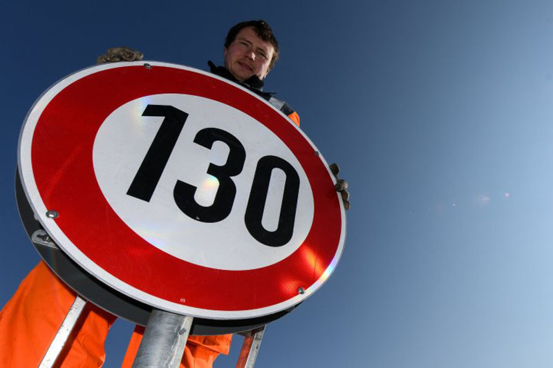 Myto i ograniczenie prędkości na niemieckich autostradach od 2019 roku. Nie poszalejemy .